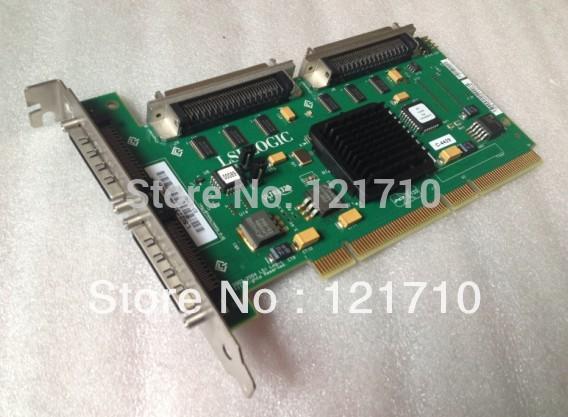 Server & workstation SCSI HBA CARD ultra320 LSI22320BCS 03-01007-13C A6961-60011(China (Mainland))