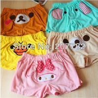 San-X Rilakkuma Lounge Pant ,Sleep Shorts, Sleepware Bottoms