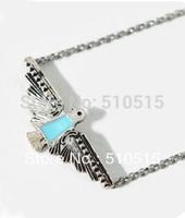 Fashion Thunderbird Pendant Necklace