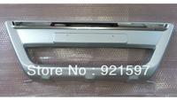 chrome high quality Advanced auto tuing parts bumper board for VOLVO XC60 2008-2012 skid plate bar free shipping DHL,FedEx,EMS