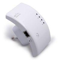 WiFi Repeater 802.11n wireless-N Router Range Extender Amplifier 300Mbps EU plug 83889