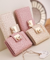 2014 Hot best Han edition lovely ladies wallet female long new original bow for wallet