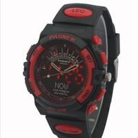 Free Shipping Hot Men Sports Watches Analog Modern Male Clock Digital Casual LED Back Light Waterproof 30m Wristwatches