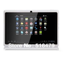 "7"" tablet CE dual core tablet Q88 with HD resolution screen dual camera with Cheap price leading tablet pc manufacturer(China (Mainland))"