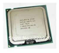 100% New original Intel core 2 Duo E7400 CPU dispersible tablets