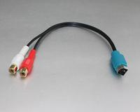 Alpine alpine cd cde-101e 102e high quality car audio cable rca line