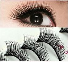 2014 New 10 Pair Thick Volume False Fake Eyelashes Eye Lashes Makeup #169 # 20861(China (Mainland))