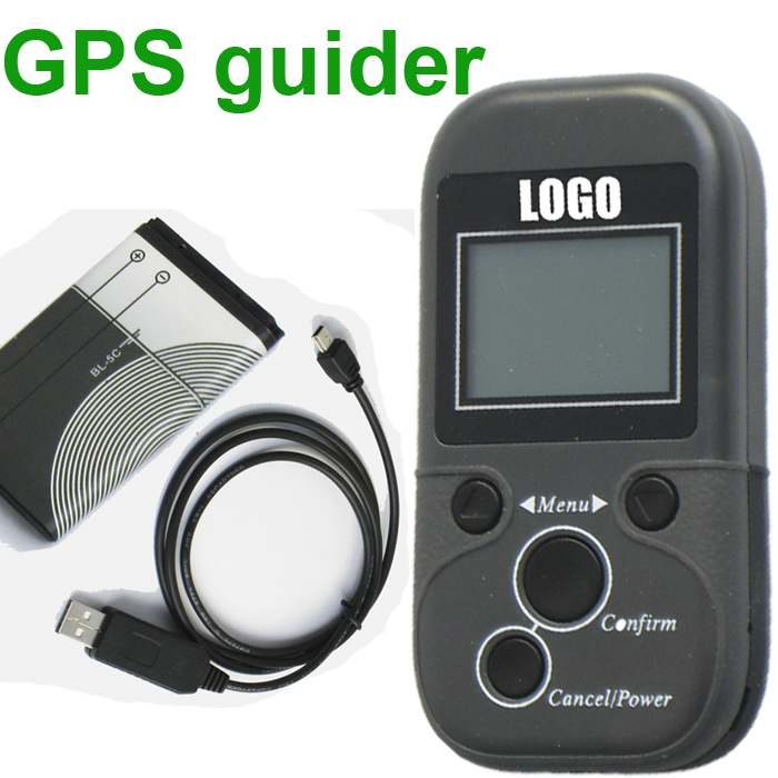 Mini GPS Receiver Real-time GPS Tracking logger For Hiking Travel Sport + USB Cable + CD + Battery(China (Mainland))