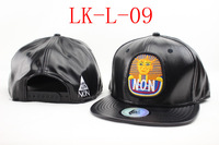 2014 LK leather snapback hats baseball caps fitted hat last kings fashion cap