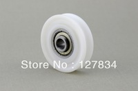 U groove Sliding Pulley Plastic Pulley 628zz Pulley