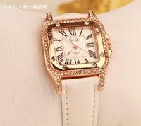 Free shipping women vintage watches rhinestone watch female luxurious atmosphere women wristwatches promotion