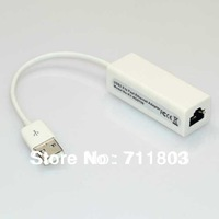 USB 2.0 to RJ45 Network Ethernet Lan Adapter 100Mbps For Windows XP/Vista/Mac OS Linux/Windows 7/Windows 8