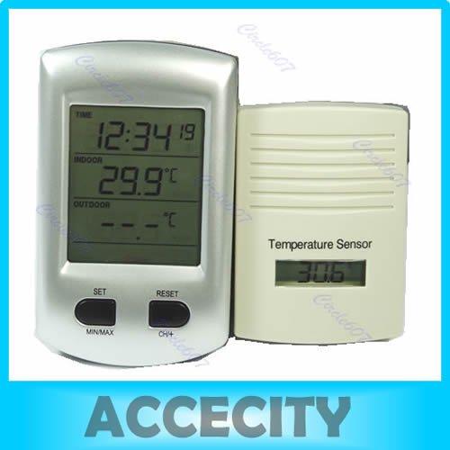 Achetez en gros thermom tre sans fil en ligne des for Thermometre exterieur wifi
