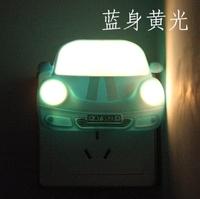 Free Shipping!2014 new led night light ,lighting LED sensor light for bedroom
