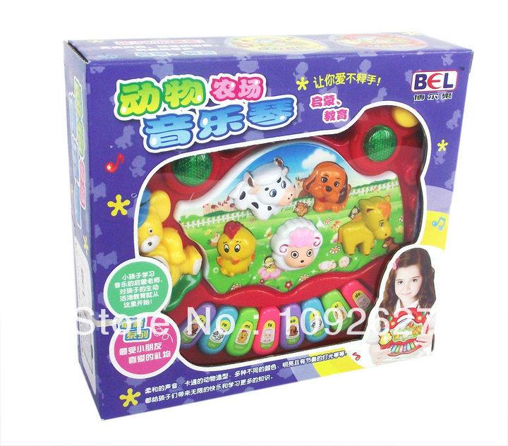 Детский музыкальный инструмент NO 1 & T05012 музыкальный инструмент детский doremi синтезатор 37 клавиш с дисплеем
