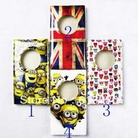 1 x OWL Yellow Man UK Flag TPU Soft Cover GEL SKIN Case FOR NOKIA LUMIA 1020