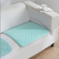 Non-slip decompression of wood across space memory single person sofa cushion 60 cm * 60 cm * 1.5 cm