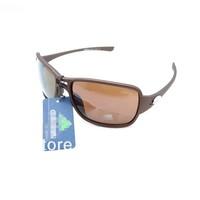2PCS\LOT 3105A-brown Unisex Fashion Sport Cycling Glasses Fashion Driving Mirror sunglasses Free Shipping
