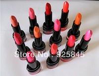 Lip balm lipstick 3.8g 12pcs/lot (12 colour )Colour makeup moisturizing quality goods Freeshipping