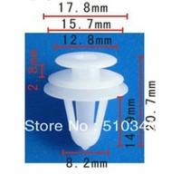 Free shipping 100pcs nylon car auto door trim retainer for 67771-02030 of Toyota corolla