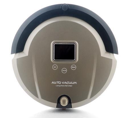 The most popular new robot vacuum cleaner vacuum machine A325 intelligent cleaner to wipe(China (Mainland))