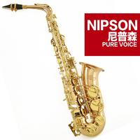 Nipson e alto saxophone nas-700 Phosphor Bronze Copper