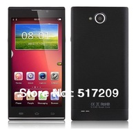 Q5000 PK Huawei Honor 3C phone mtk6582 quad core 1.3GHz 1gb ram 8gb rom 5+13MP 1280*720 gsm/3g wcdma GPS dual sim+gifts