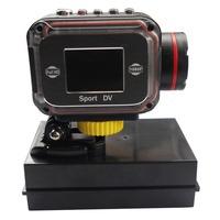 FULL HD 1080P Waterproof Sport Camera 30M Underwater Video Recorder 140 Degree Car DVR Camcorder F24