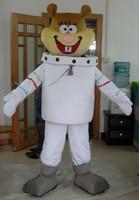 Spongbe Character Sandy Cheeks Mascot Costume