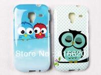 1 x Super Cute OWL Back Case Skin Cover For SAMSUNG GALAXY ACE 2 I8160