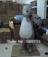 Hot sale for  Rhino Rhinoceros Halloween Mascot Costume Animal mascot costume adult size
