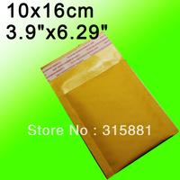 "Kraft Bubble Mailers Padded Envelopes Bags 3.9""X6.29""  10cmX16cm"