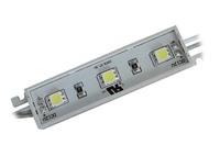 20PCS 3 LEDs Light SMD 5050 Waterproof Red Modules 12V  [LD176]
