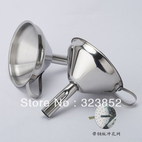 Filter Funnel 304 Stainless Steel Rust Proof  Wide105 Hight 105mm Good For Bar  Kitchen -Single