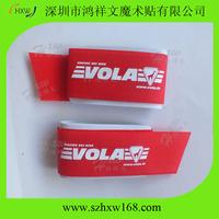 Free Shipping 60X480mm Alpine velcro ski strap with 1 color custom logo