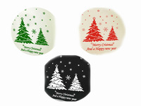 S Size Christmas Decor Wall Window PVC Christmas Tree Sticker Decal, Free Shipping, Dropshipping
