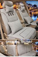 New type ILX RL RLX TL,FAW Oley  four season  linen car seat covers auto supplies
