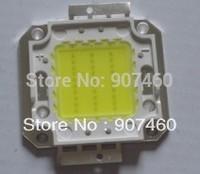 10pcs/lot 30W LED Integrated High Power Lamp Beads White/Warm white 900mA 32-34V 2500-2600LM 24*40mil Aluminum bracket