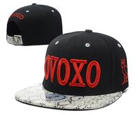 hot! 2014 OVOXO Snapback hats sports fashion sun hat, men women fashion Dancing caps, 11 style,retail free shipping