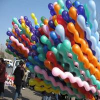 3g balloon thickening screw balloon screw balloon birthday supplies