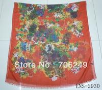 Free shipping,2014 new Spring scarf,dimmish flower design,ladies printed shawl,muslim hijab,big size shawl,women's accessories