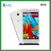 "2014 Original THL W200 MTK6589T 1.5GHz Android phones 4.2 OS Quad Core 1+8GB ROM 5"" HD Screen 8.0Mp Camera Add 8GB TF Card Gift"