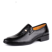Spring Men Casual Fashion Flat Shoe Oxford Mens Dress Shoes 2014 Genuine Leather Shoes Internet Shop Online SC100