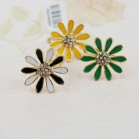 Free shipping 2014 best-selling unusual great jewelry Du-20 accessories fashion female fashion delicate small daisy sweet ring