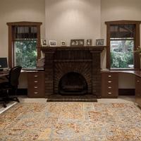 Nourison fashion carpet coffee table carpet quality water wash eco-friendly carpet