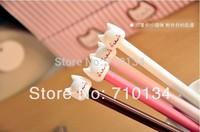 Free Shipping Lovely cat Gel pen promotional pen