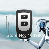 rf wireless remote control (N0.A 2button work with remote master) for garage door,car remote,alarm system, remote duplicator etc