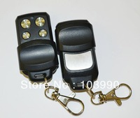rf wireless remote control (N0.B  work with remote master) for garage door,,car remote,alarm system, remote duplicator etc