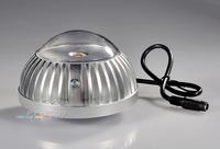 CCTV Surveillance Invisible Indoor IR Illuminator Dome 3800mW 940nm LED Array 70m For Camera LSZ-100MC 120 degrees Silver