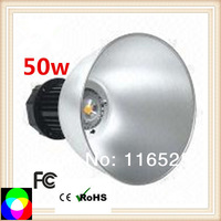 50W led high bay led AC85-265V CE FCC highbay light 100W 150W 200W 300W 400W E0057 fedex free 2pcs/lot